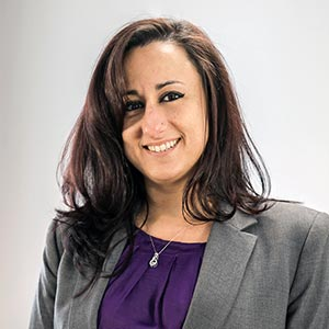Laura Hoffman, associate at at CMJ, LLP, a CPA and Tax Accounting Firm serving Glens Falls, Queensbury & Saratoga Springs
